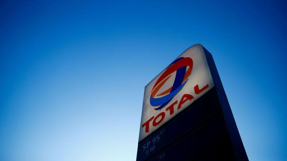 Foto: La petrolera francesa Total