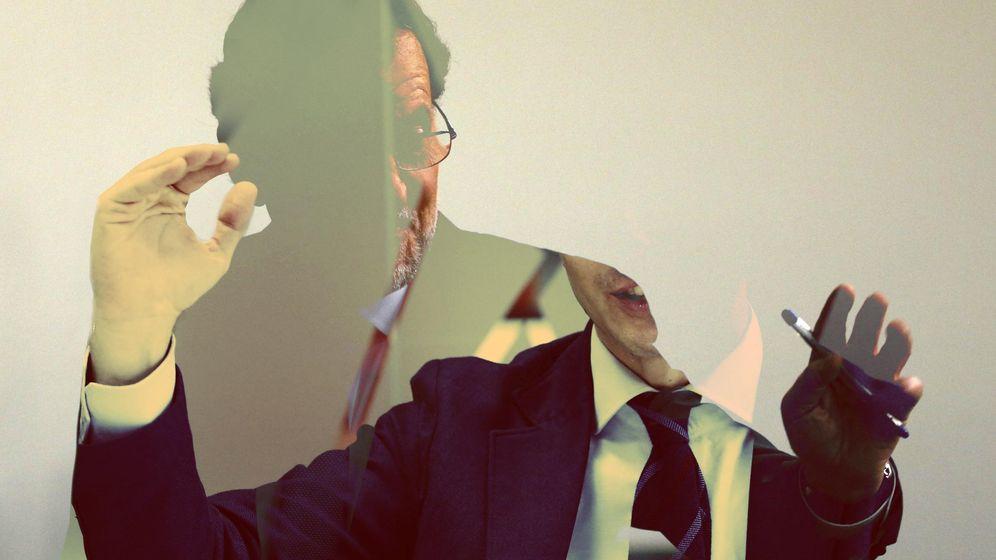 Foto:  El posible próximo sustituto de Mariano Rajoy (Enrique Villarino)