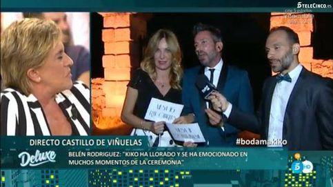 Kiko Hernández desvela en el Deluxe el coste de la boda de Matamoros