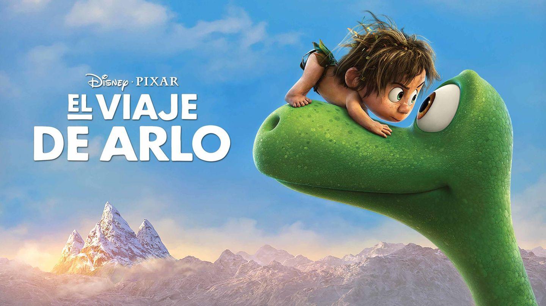 Imagen promocional de 'El viaje de Arlo'. (Disney/Pixar)