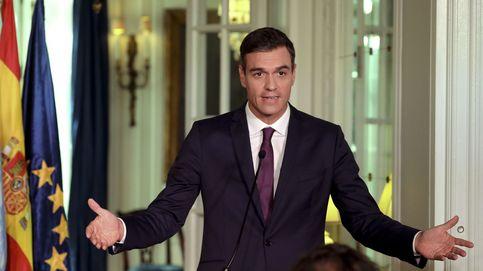 Sánchez, presidente por un puñado de indultos