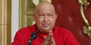 Foto: El cáncer de Hugo Chávez pone en peligro la vida de su médico