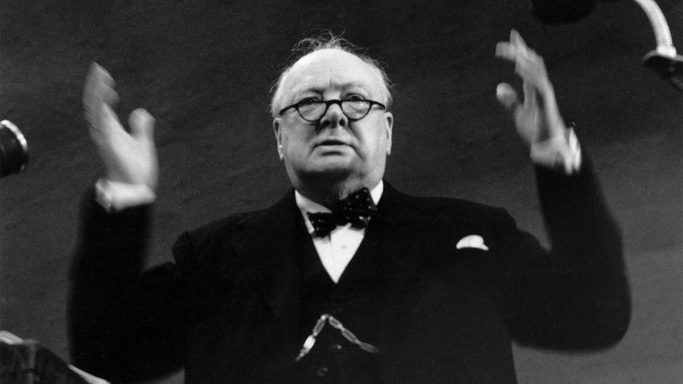 Las frases más célebres de Churchill que en realidad nunca pronunció