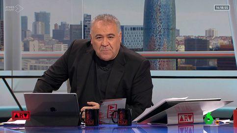 Ferreras ('ARV'):  Ni el President Torra ni Abascal han aceptado nuestra invitación