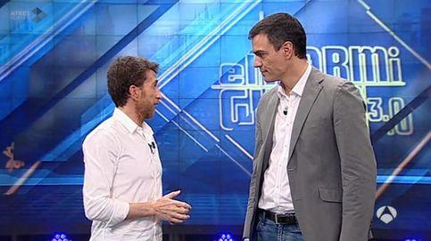 'El hormiguero' lidera con la visita de Pedro Sánchez en pleno 'prime trime'