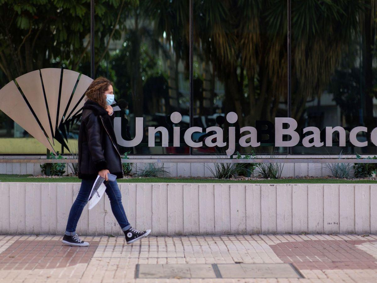 Foto: Sede de Unicaja.