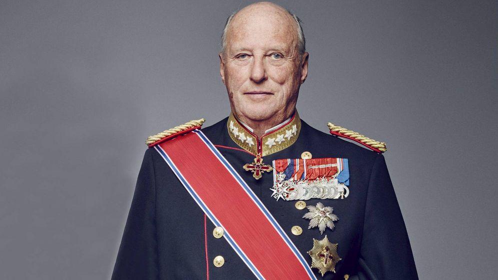Foto: El rey Harald de Noruega en una imagen de archivo. (Reuters)