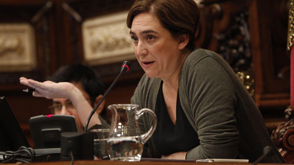 Foto: La alcaldesa de Barcelona Ada Colau cerrará la lista para el 20D de En Comú Podem. (EFE)