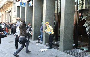 Foto: Manifestaciones por los recortes universitarios