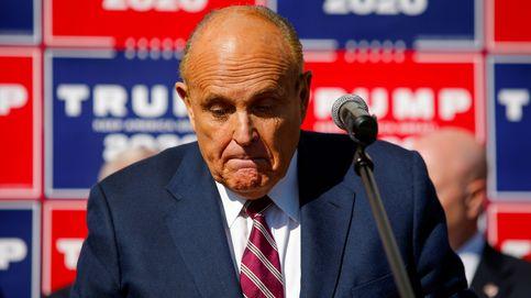 Un audio inédito revela cómo Giuliani presionó a Ucrania para investigar a Biden