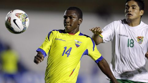 Muere el jugador Edison Realpe en un accidente de coche en Ecuador