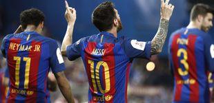 Post de Messi, una bendición para Bartomeu, la eterna solución a los problemas del Barça