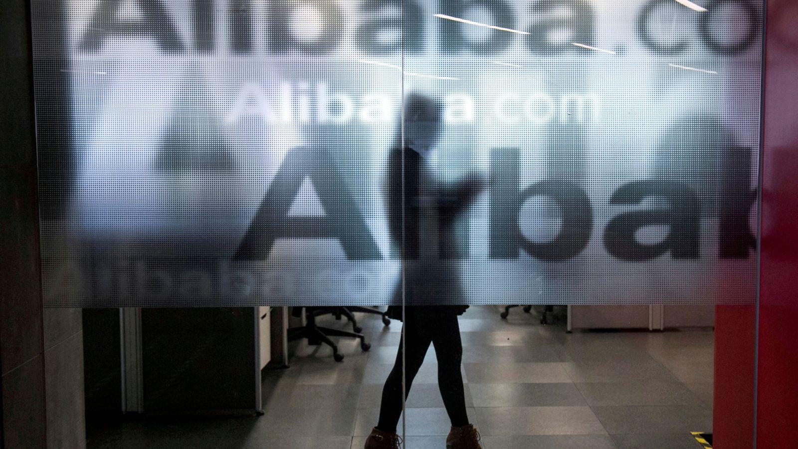 Foto: Oficinas de Alibaba (Reuters)