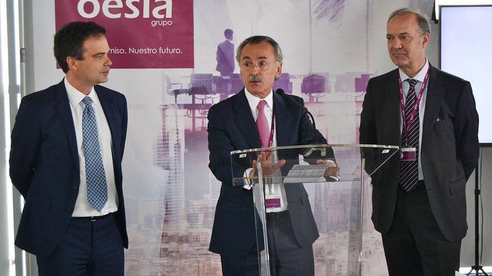 Foto: El presidente de Grupo Oesía, Luis Furnells. (Grupo Oesía)