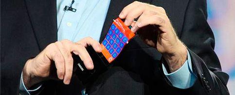 Foto: Youm, la increíble pantalla flexible AMOLED de Samsung