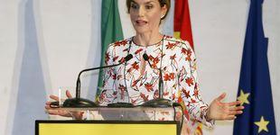 Post de Doña Letizia se apunta a la tendencia rosa y rojo en su visita a Portugal