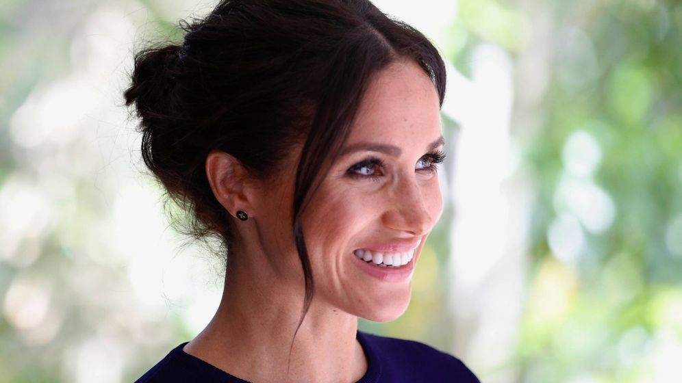 Foto: Markle en una foto de archivo. (Getty)