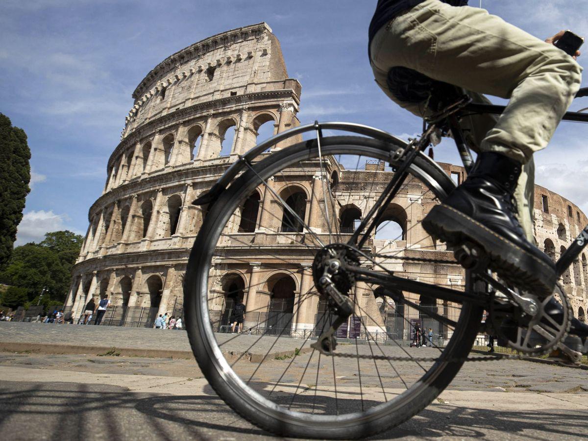 Foto: El Coliseo, en Roma. (EFE)