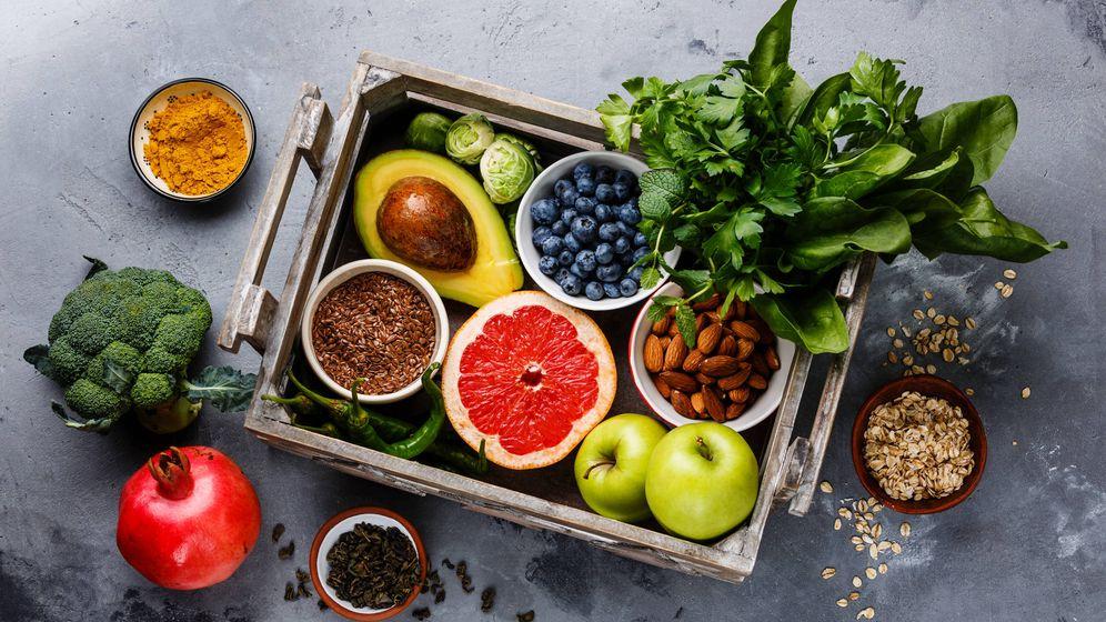Alimentos simples y complejos ejemplos