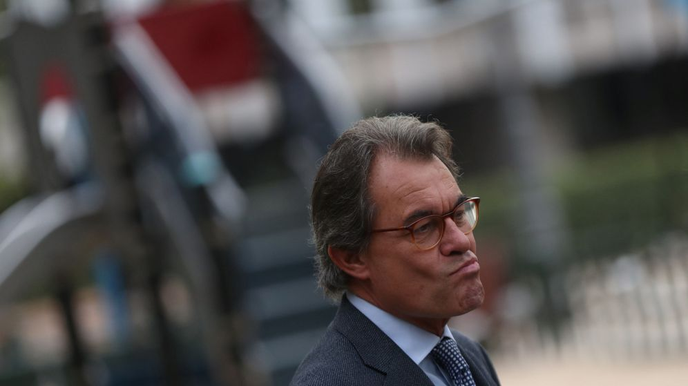Foto: El expresidente de la Generalitat Artur Mas. (Reuters)