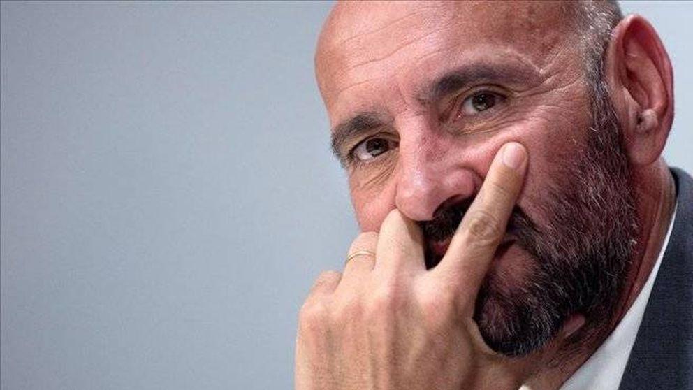 El 'no' de Monchi, la psicosis y el estrés de los futbolistas por el miedo al coronavirus