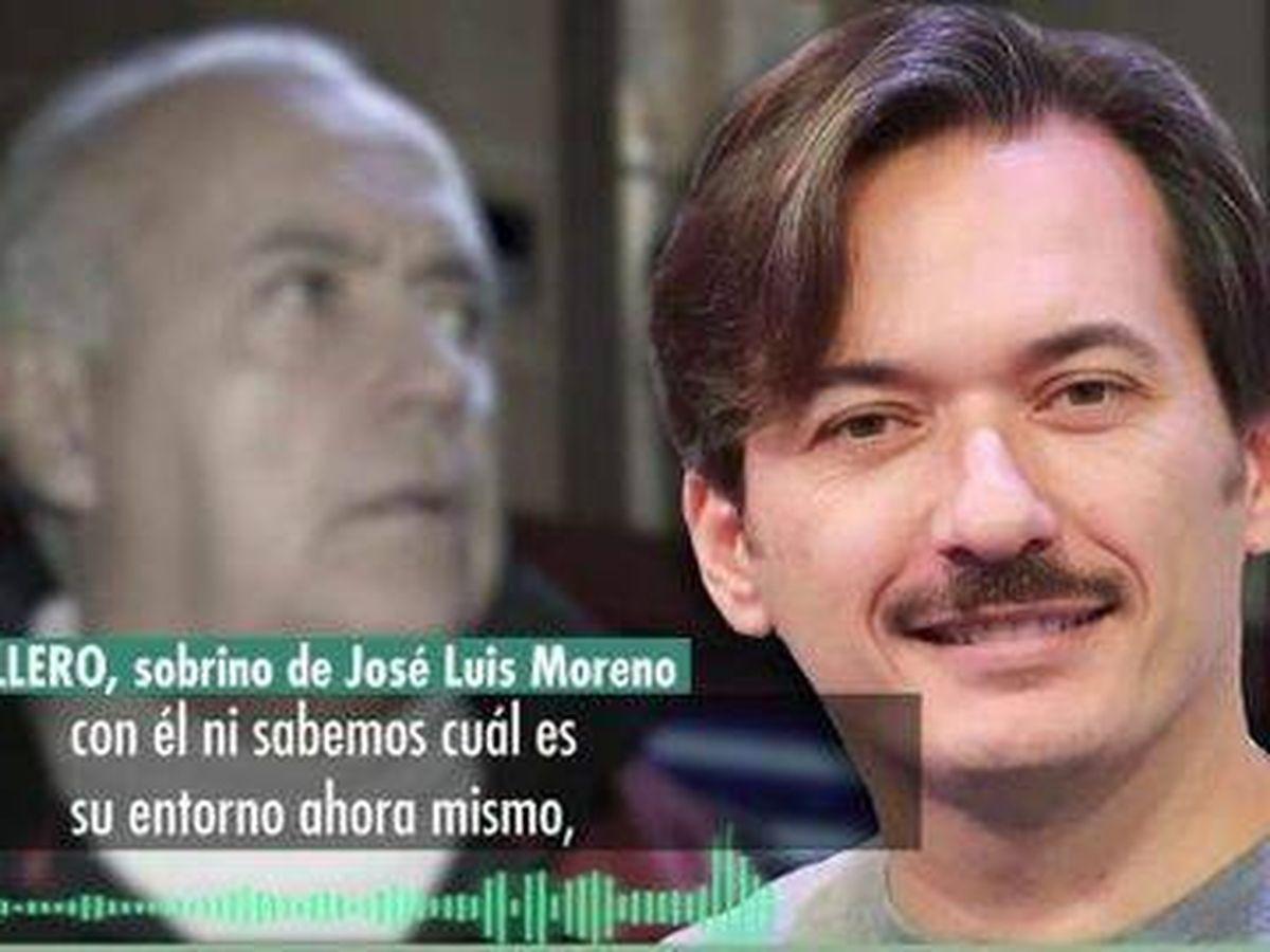 Foto: Alberto Caballero, en 'El programa de AR'. (Telecinco)