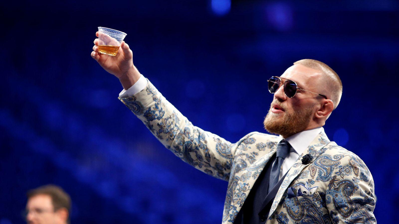 Foto: McGregor perdió por KO técnico en el décimo asalto. (Reuters)