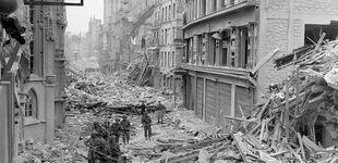 Post de Infierno en Caen: el reverso oscuro del desembarco de Normandía