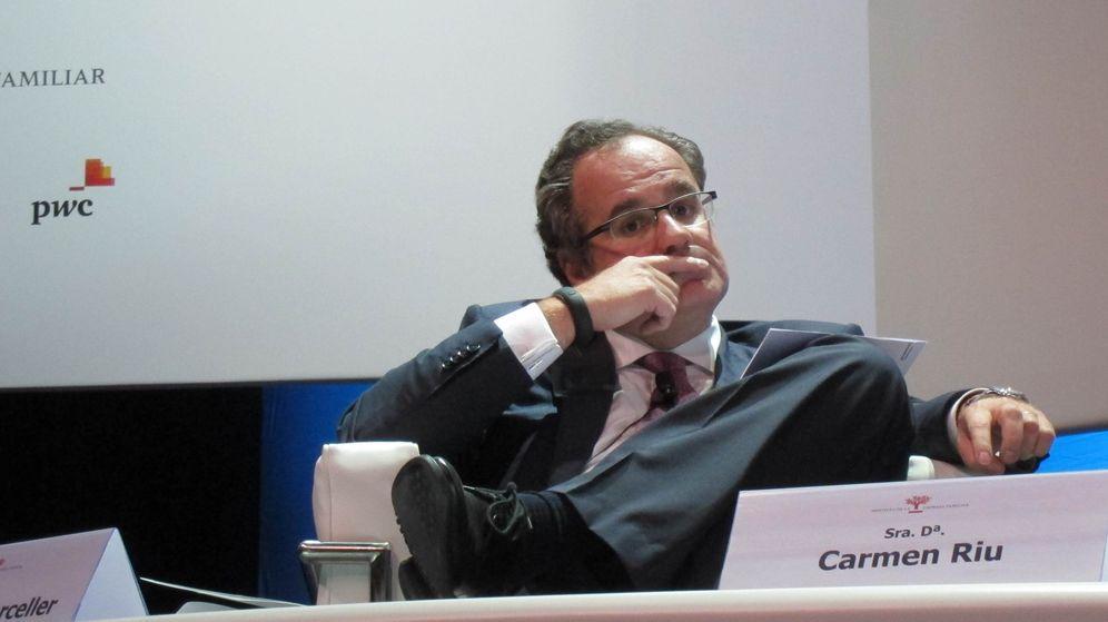 Foto: El presidente de Damm, Demetrio Carceller. (EFE)
