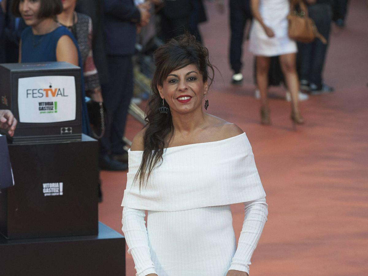 Foto: La actriz Cristina Medina, en una imagen de archivo. (Getty)