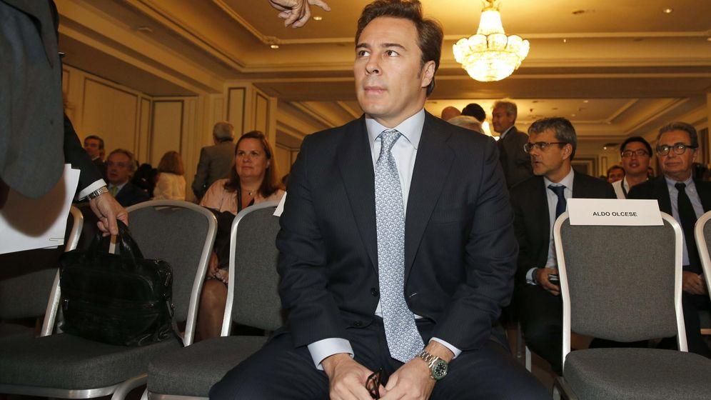 Foto: El presidente del Corte Inglés, Dimas Gimeno. (EFE)