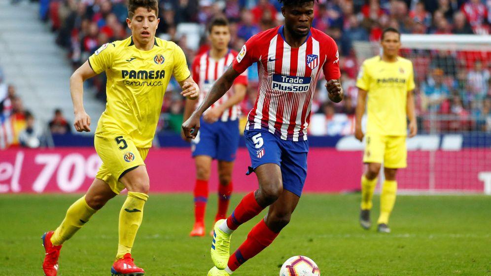 Foto: El Villarreal-Atlético de Madrid se jugará en el Estadio de La Cerámica. (Reuters)