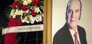 Post de Málaga da su último adiós a Chiquito de la Calzada