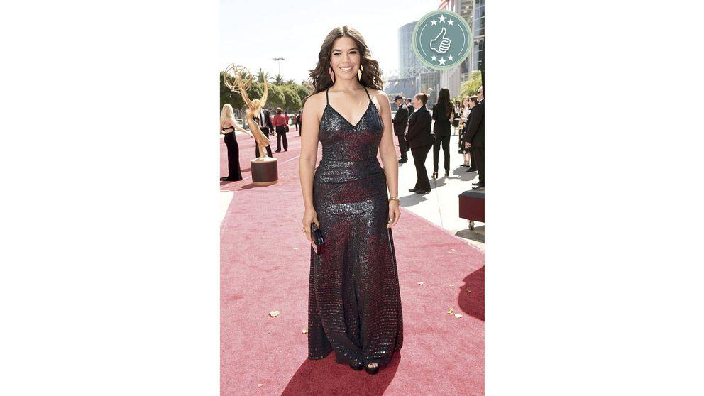 Premios Emmy 2016: las mejor y peor vestidas de la alfombra roja