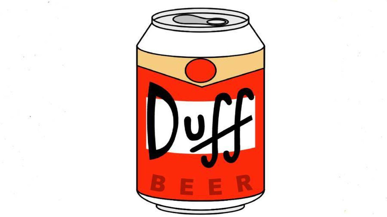Duff Beer | Los Simpson