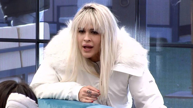 Ylenia en 'GH Dúo'. (Mediaset España)