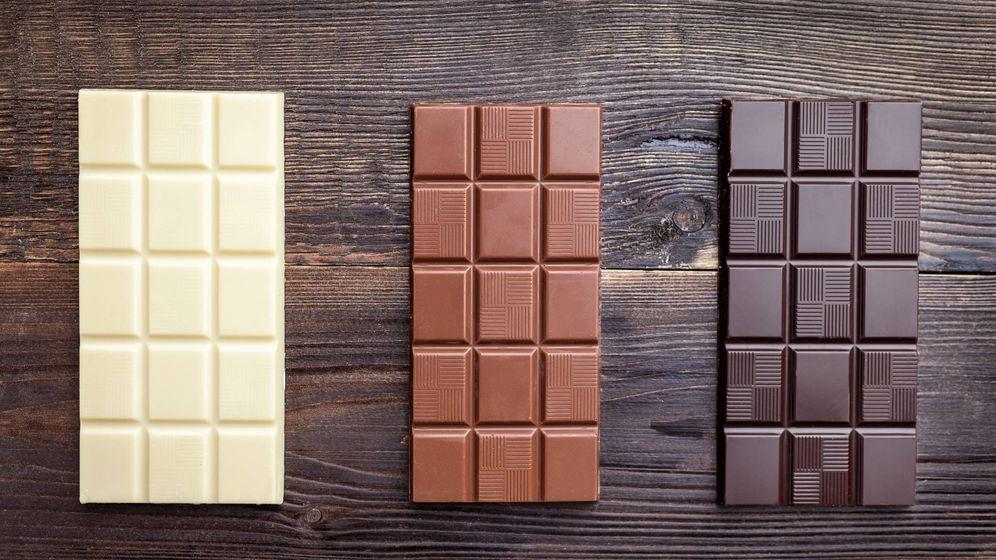 Foto: Tabletas de chocolate. (iStock)