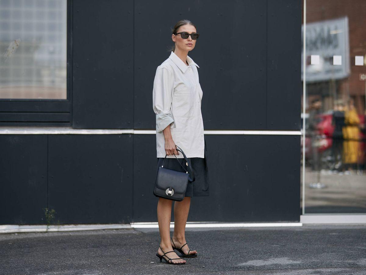 Foto: La camisa blanca, vista desde los ojos de las nuevas prescriptoras de estilo. (Imaxtree)