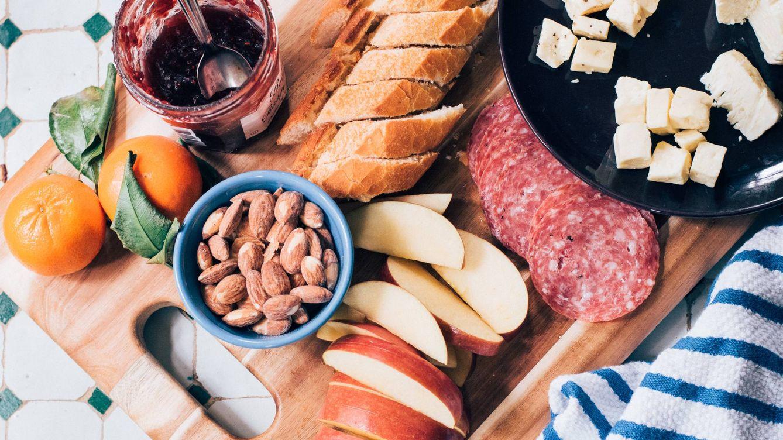 Snacks saludables y que no engordan para cuando te entre el gusanillo
