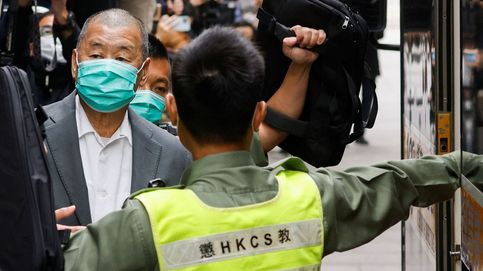El magnate hongkonés Jimmy Lai, a prisión un año y 2 meses por las protestas de 2019