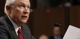Post de El fiscal general Sessions, ante el Senado: