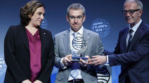 El Govern planta por primera vez en la historia al Premio Planeta