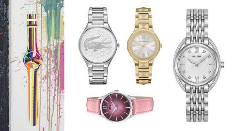 20 relojes perfectos para llevar del día a la noche