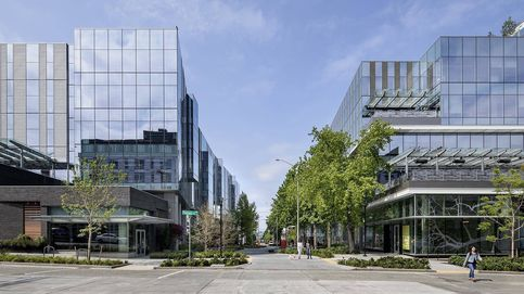 Pontegadea compra dos edificios de oficinas de Facebook en Seattle por 375 M