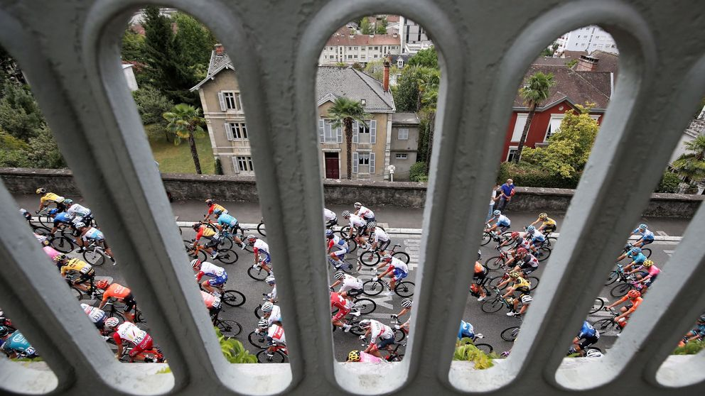 El Tour de Francia continúa: ningún positivo en coronavirus en los equipos tras las PCR