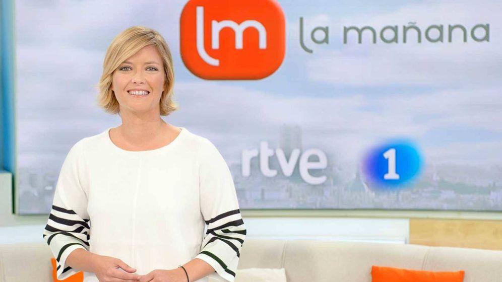 Foto: La presentadora María Casado. (RTVE)