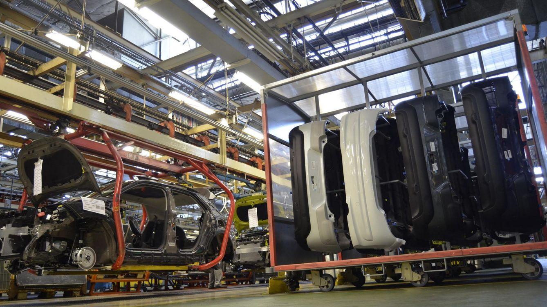 España fabricó más de 12.000 vehículos al día en noviembre