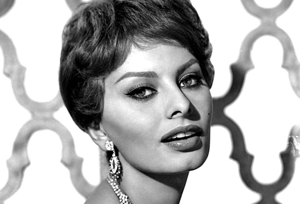 Cine Sophia Loren De La Guerra A La Mortadela
