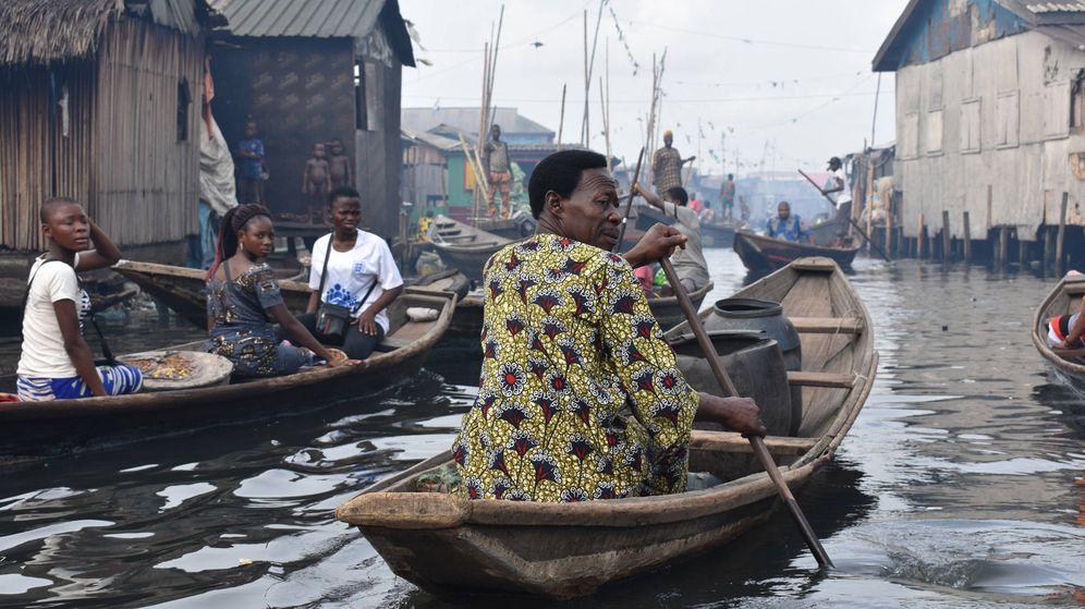 Foto: La belleza posapocalíptica de la Venecia nigeriana, en imágenes
