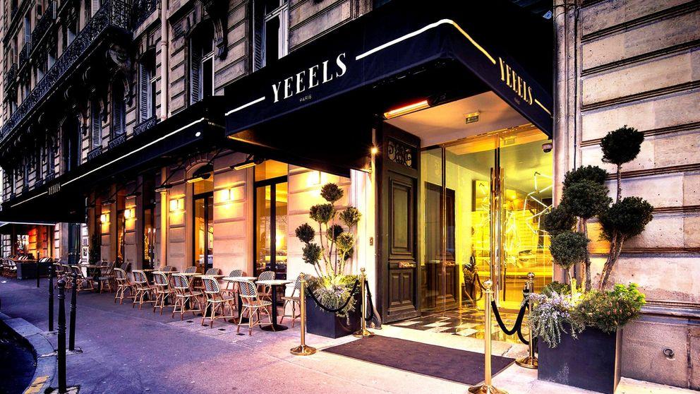 Yeeels de París reúne lujo, buena gastronomía, música y champán
